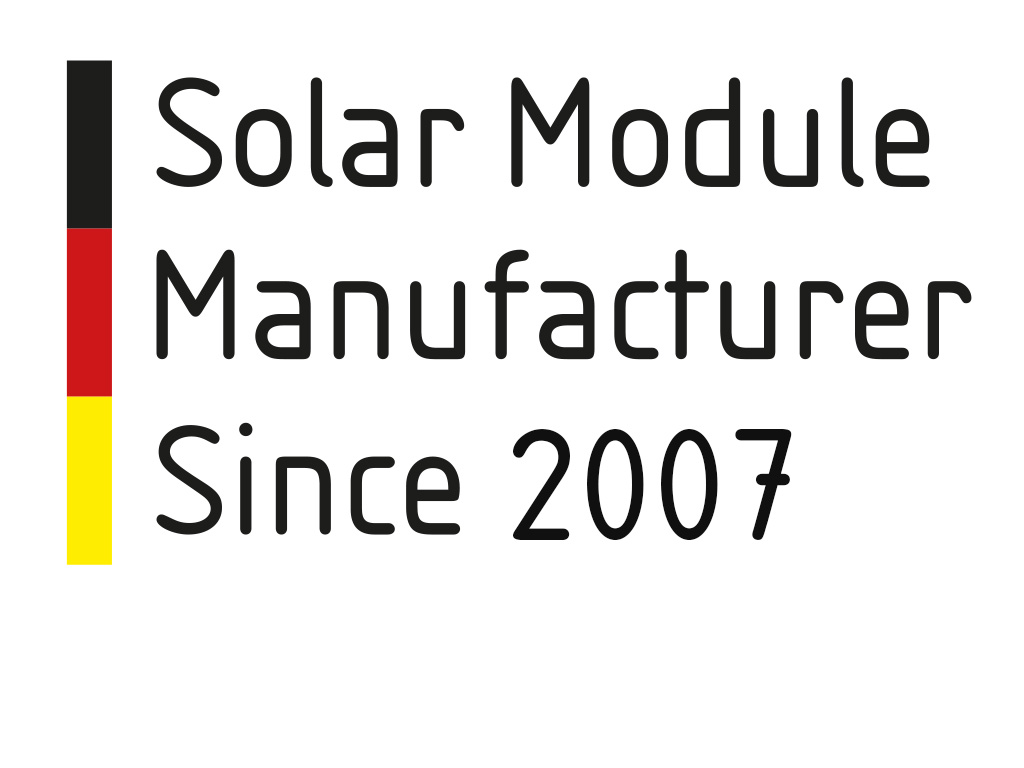 SOLAR MODULES MANUFACTURER SINCE 2004