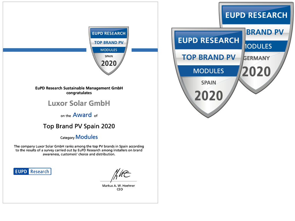LUXOR Solar-modules quality