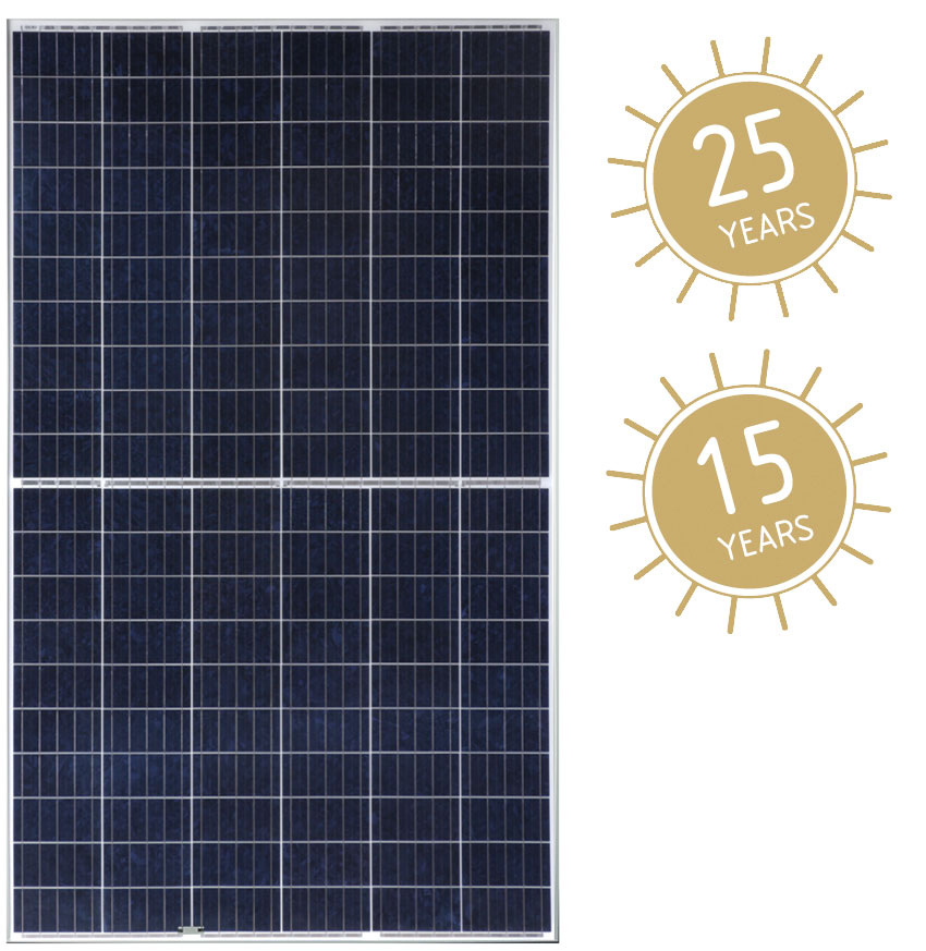 eco line half cell solar modules luxor solar. Black Bedroom Furniture Sets. Home Design Ideas